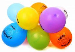 Festlige balloner til enhver anledning