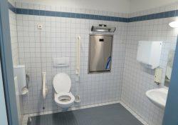 Gør ordentligt rent med toiletrens